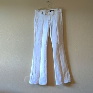 VINTAGE Y2K Just USA Low Rise Flare Jeans